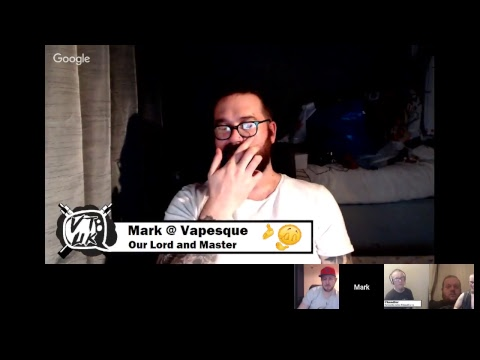 Vape Talk UK Episode 126 - Back to Business