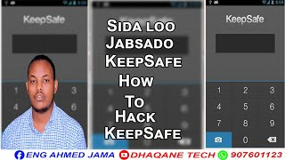 How to hack keep safe
