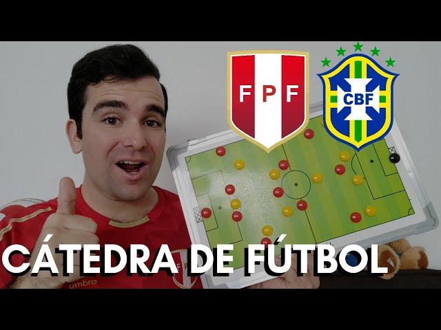 Peru 1-0 Brasil - Análisis en frío