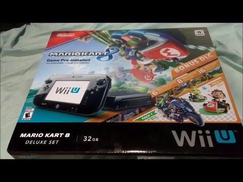Mario Kart 8 WiiU 32GB Deluxe Edition...