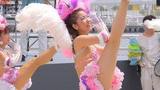 サンバフェスタで素晴らしいダンスを魅せてくれた神戸サンバチームのみ...