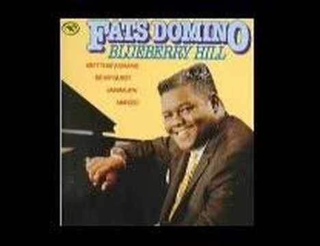 Mix - fats domino - blueberry hill