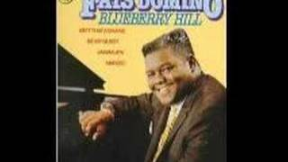 Watch Fats Domino Blueberry Hill video