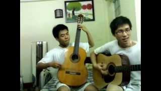 Bài ca đi học Remix - Guitar & Cello cover