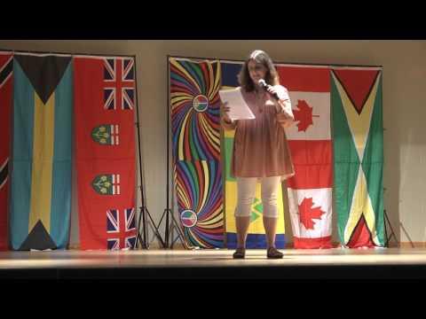CARIBBEAN DREAMS CONCERT 2016 - Part One - Dance - Global Public Peace Prize & More.....
