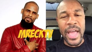Tank Goes In On Surviving R Kelly Strips 'King Of R&B' Crown From R Kelly.