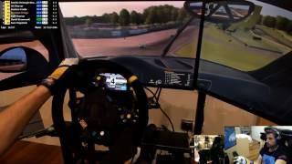 Iracing - Querer y no poder (Porsche Cup @ Brands Hatch)