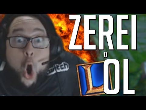 ZEREI o LEAGUE of LEGENDS!!