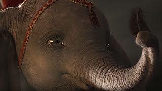 Bekijk hier de wonderbaarlijke mooie trailer van Disney's Dumbo