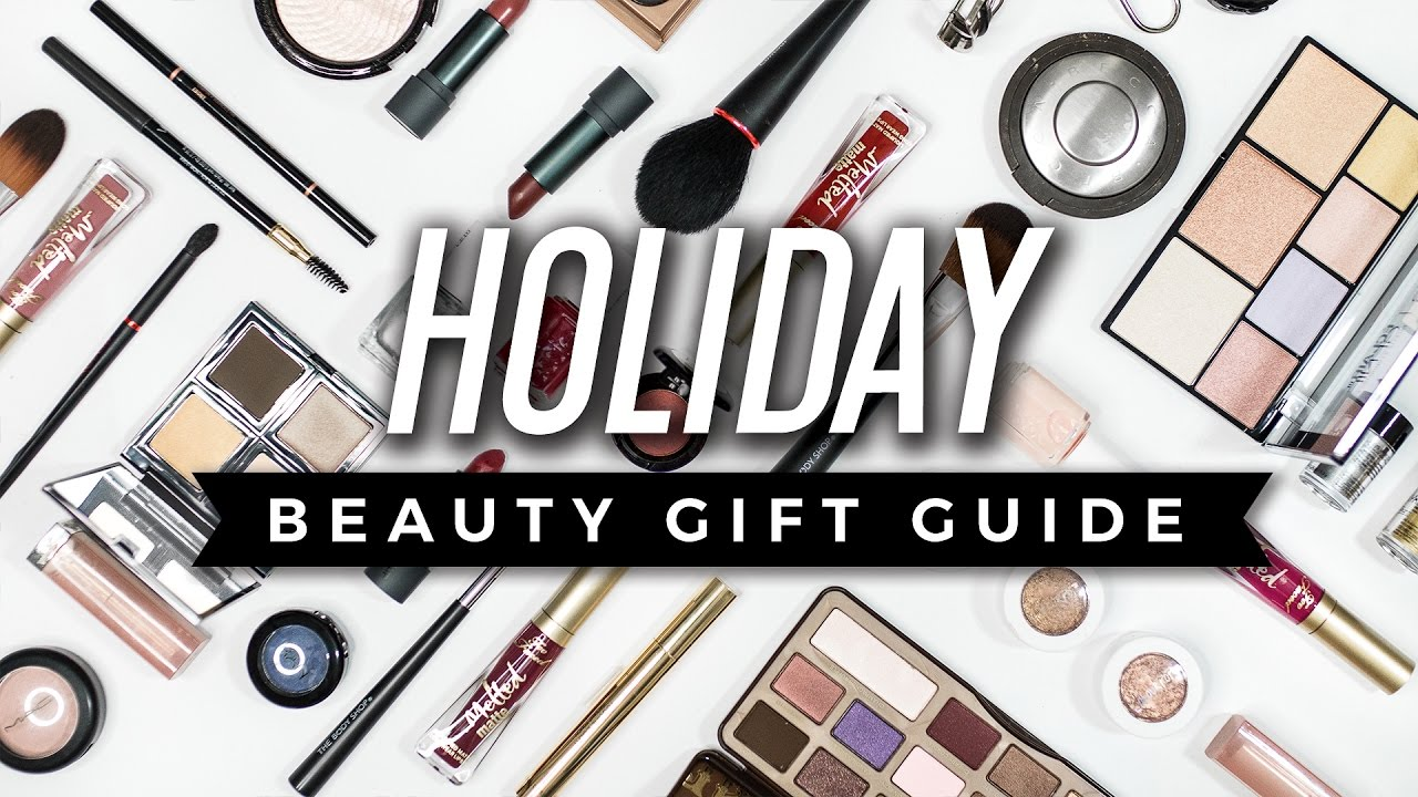 YouTube Premium  sc 1 st  YouTube & Holiday Gift Guide: Beauty u0026 Makeup Gift Ideas! + GIVEAWAY! - YouTube