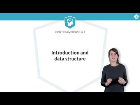 R tutorial: Intro to Credit Risk Modeling