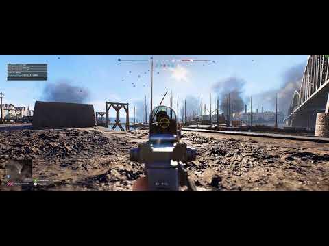 Goldior Plays Battlefield 5 | HERPDERP GLITCHYBOI Feat. Mybrainpain