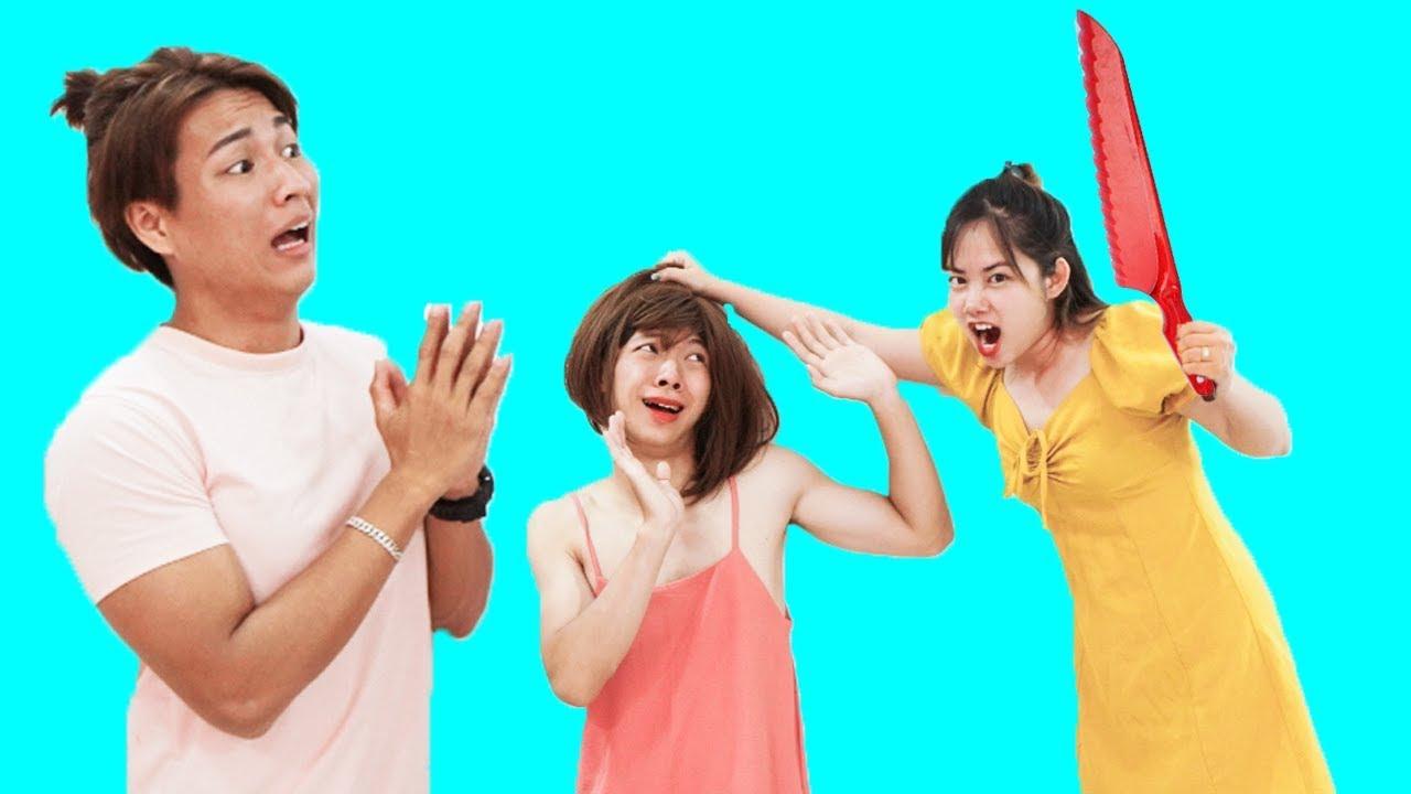 JEALOUS !! FUNNY PRANKS ON FRIENDS | Dosto Par Majedaar Praink | Segu Fun #22