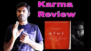 Karma Tamil Movie Review by Susi