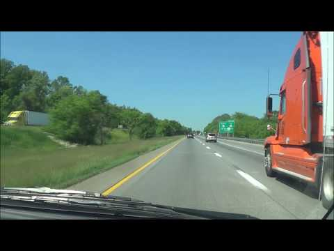 Driving on Interstate 78 E (Center Valley, PA to Williams Township, PA)