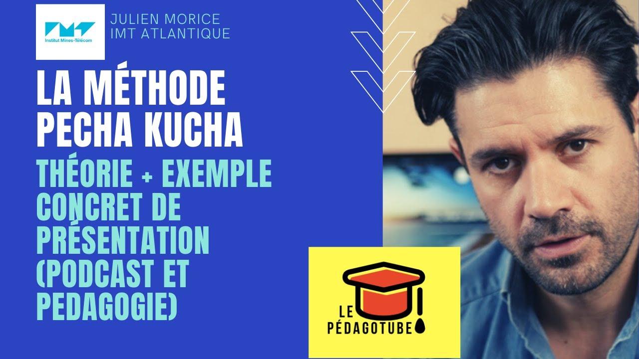 La méthode Pecha Kucha (théorie et exemple concret de ...