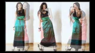 Дизайнерские Новогодние платья 2013(Дизайнерские Новогодние платья 2013 от fashion-дизайнера Верич Натальи. Подборка красивых длинных платьев. Моде..., 2012-12-10T18:09:30.000Z)