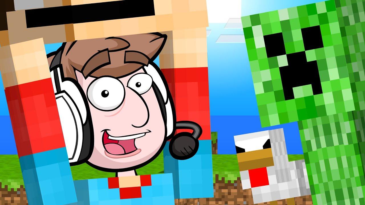 Minecraft Animation Zackscottgames Animated Youtube