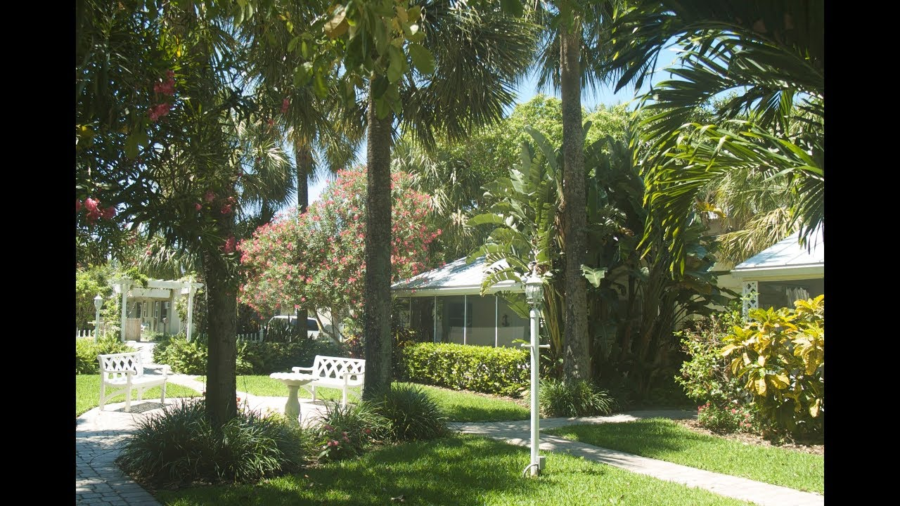 Cottages by the Ocean - Pompano Beach, Florida - YouTube