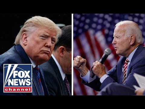 Biden comes out swinging against Trump: You're not going to destroy me