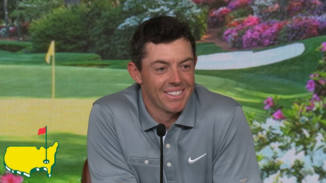 Rory McIlroy - 2019 Masters Interview - YouTube
