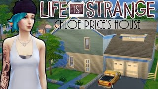 The Sims 4: Life is Strange - Chloe Price