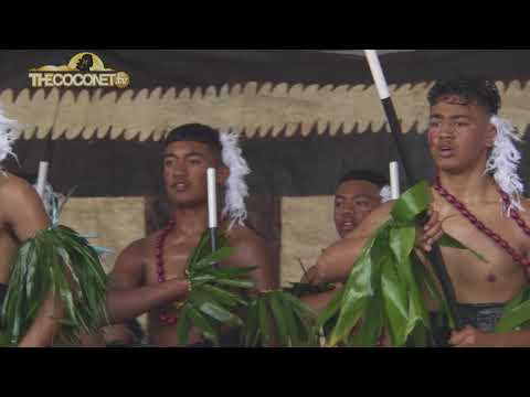 Polyfest 2018 - Tonga Stage:  Sir Edmund Hillary Collegiate