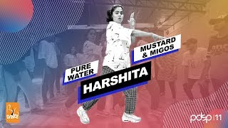 Harshita I Big Dance - PDSP 11 I Pure Water - Mustard & Migos
