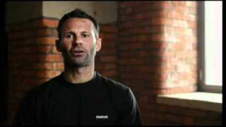 Ryan Giggs DVD | Giggs Fitness | eKeepFit.co.uk