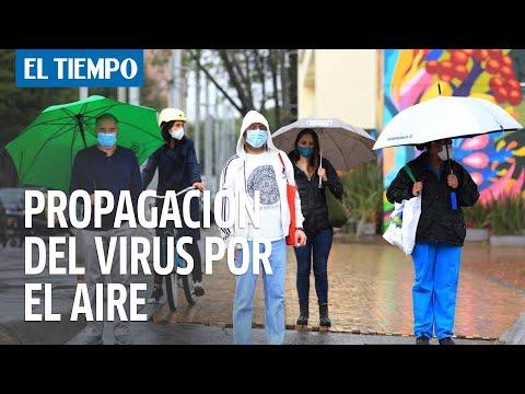 Últimas noticias: 'Surgen pruebas de que el coronavirus se transmite por el aire': OMS