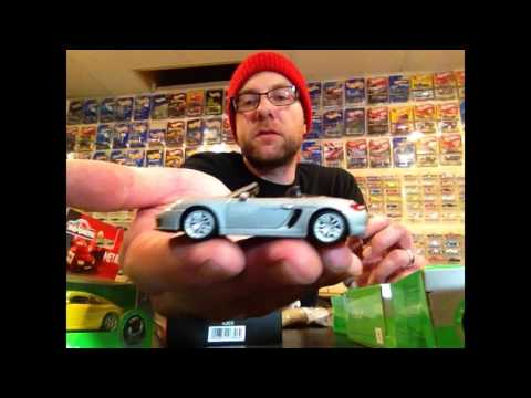 Diecast Weekly Episode 35 - Friesens Diecastcollection Mail! Schuco, Siku, Welly, and Majorette