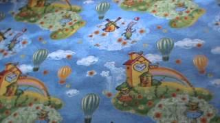 Детские ковры на пол Небо (napol.com.ua)