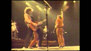 Loverboy  Turn Me loose live in 1983 Pacific Coliseum Vancouver.