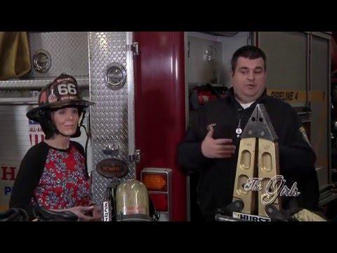 The Girls - S9, E6 - Hazleton Fire Department