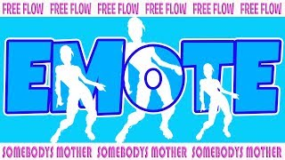 FEEL THE FLOW 🕺 Fortnite FREE FLOW Dance 🕺 Fortnite Saison 7 niveau 95 Battle Pass 💃 Emote