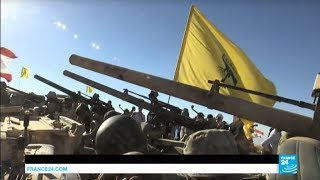 Syria  Hezbollah's battles against Sunni extremists