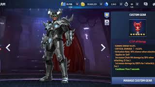 Building Stryfe - Marvel Future Fight
