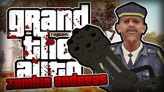 Zombie Andreas 4.0 - ОБЗОР ЧИТОВ!