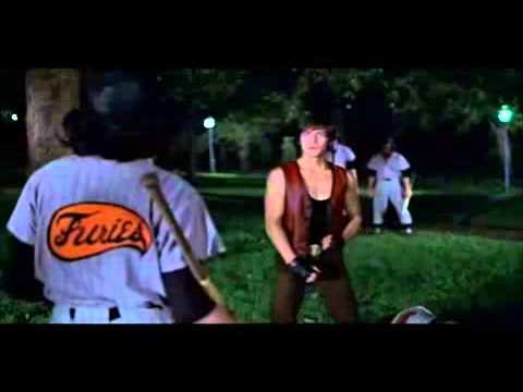 michael beck   the warriors baseball furies