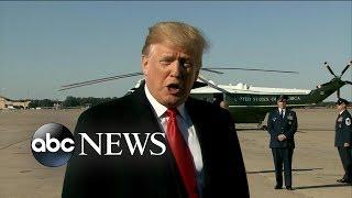 Trump concerned Washington Post columnist Jamal Khashoggi might be dead