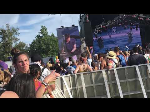 AJR - Burn The House Down live @ Bonnaroo 2019