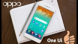 OPPO (ColorOS) #Theme Mix Ui / OPPO A37 A3S A83 A57 All OPPO