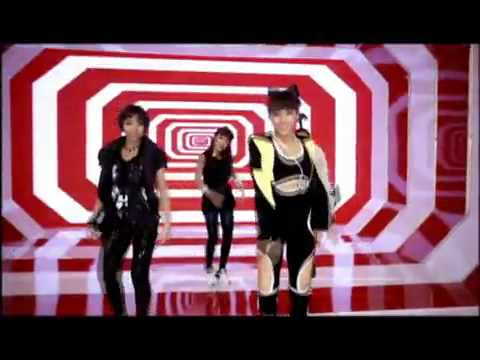 nhac han - 2NE1 - FIRE (Space).flv