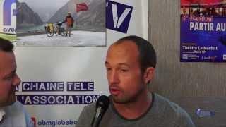 François Suchel, sous les ailes de l'hippocampe, par ABM TV