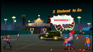 Zombieland: The Game gameplay