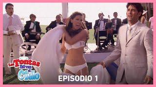 Las tontas no van al cielo: ¡Candy encuentra a Pato besando a su hermana el día de su boda! | C1