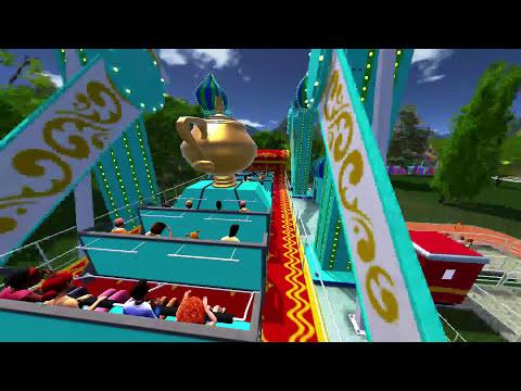RollerCoaster Tycoon World - t...