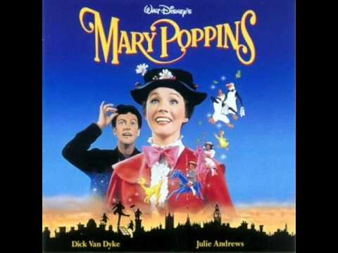 Mary Poppins Soundtrack- Pavement Artist (Chim Chim Cher Ee)