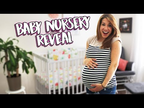 Our Baby Girls Nursery Reveal And Tour!