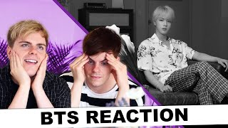 BTS EPIPHANY MV REACTION (Jintro theory) | Niki and Sammy